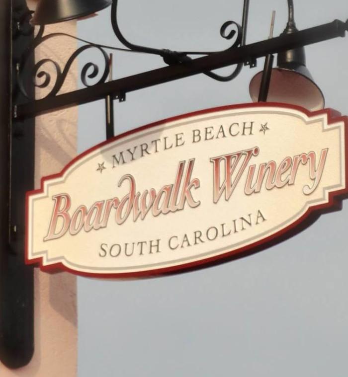 6. Boardwalk Winery,  Broadway at the Beach, 1112 Celebrity Cir, Myrtle Beach