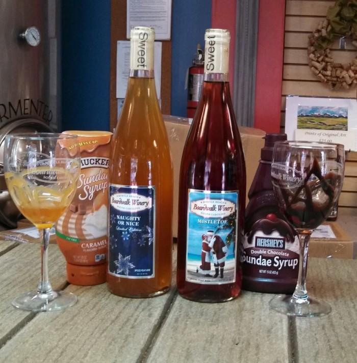 Boardwalk winery 1