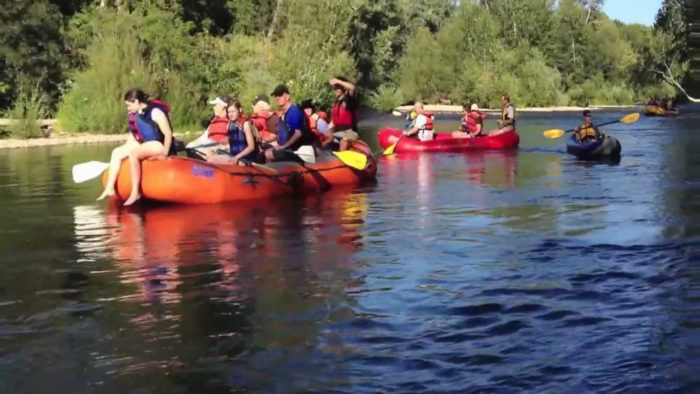 8. Float the Boise River from Barber Park to Ann Morrison Park.