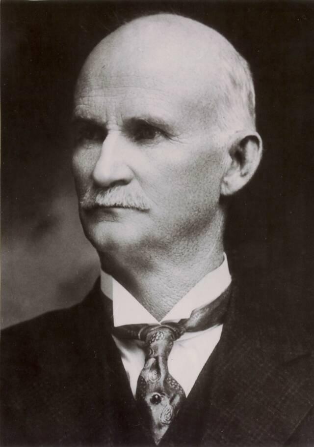 4) John M. Browning, born in Ogden
