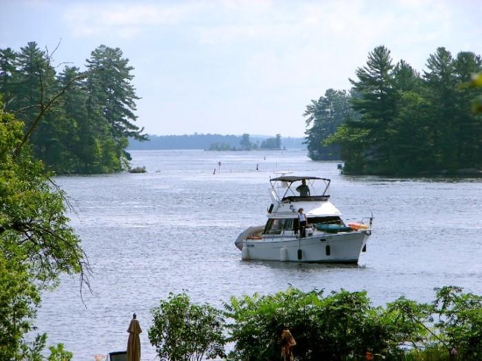 10. Buckhorn Lake