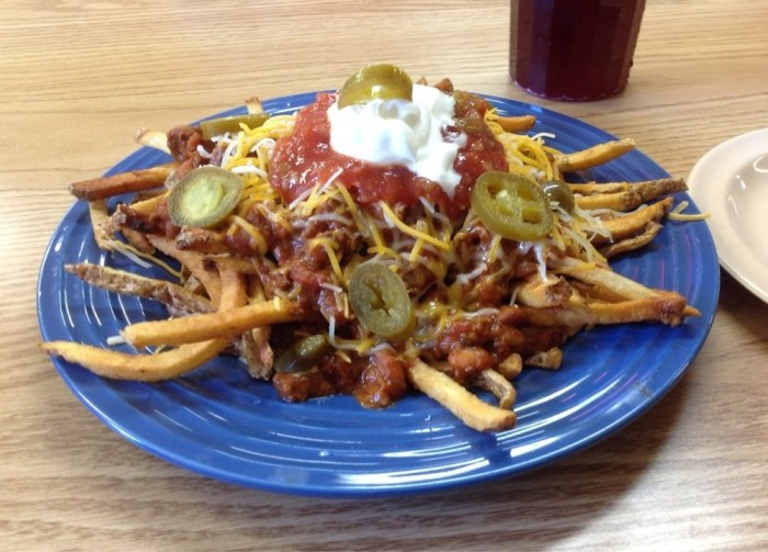 Buffalo and More fries