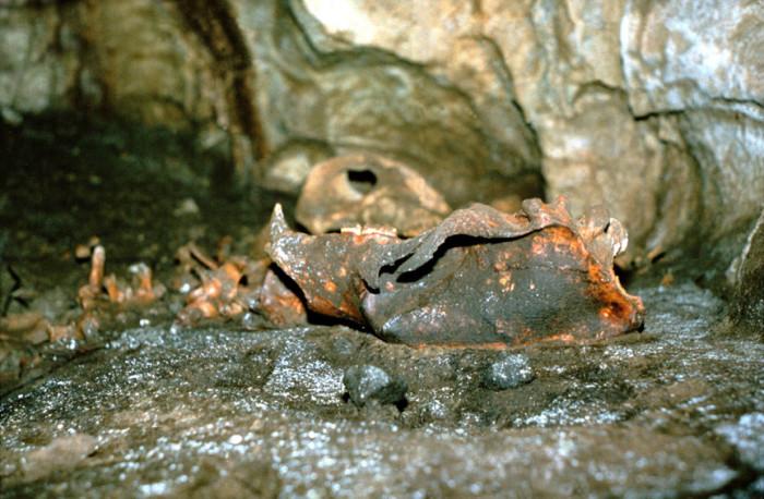 4) Bumper Cave