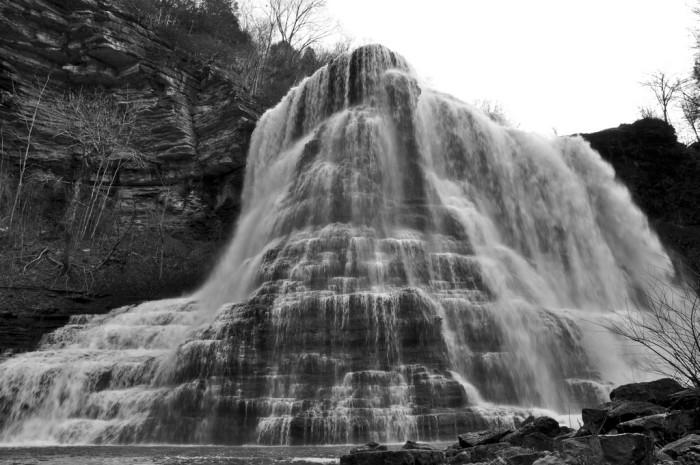 1) Burgess Falls State Park - Sparta