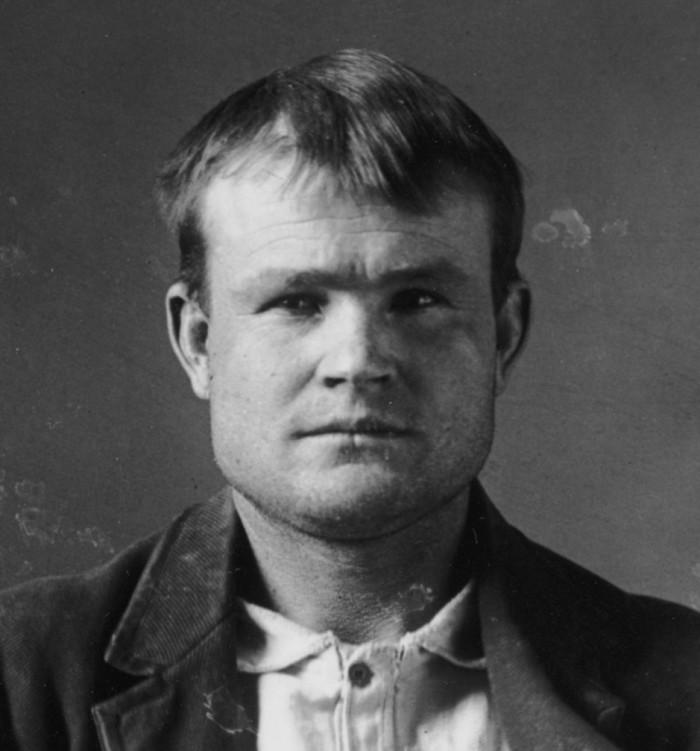 14) Robert Leroy Parker, born in Beaver
