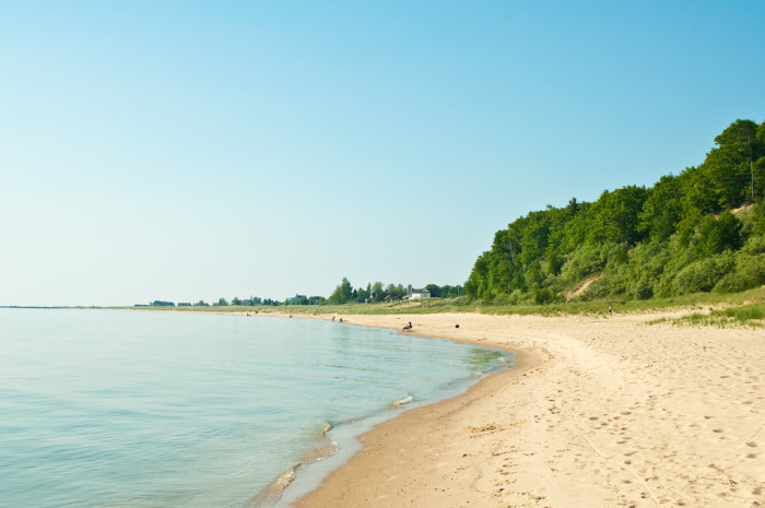 4) Lake Michigan
