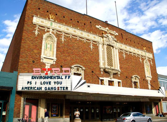 9. The Byrd Theatre, Richmond