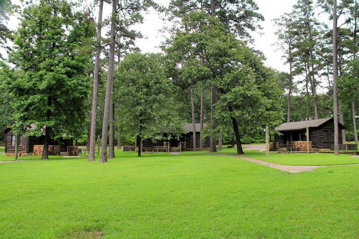 12) Caddo Lake State Park (Karnack)