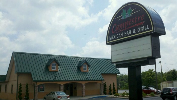 Campestre Mexican Restaurant Beckley Wv