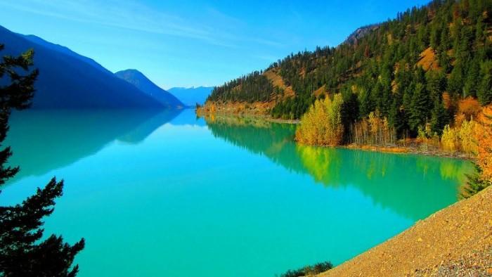 1.  Carpenter Lake