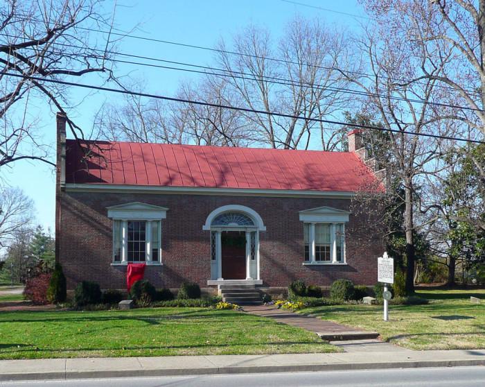 Carter House - Franklin