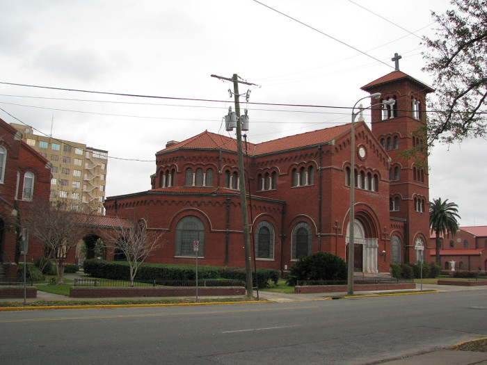 12) Cathedral of the Immaculate Conception Lake Charles, LA