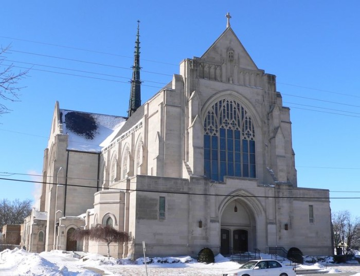 Cathedral of the Nativity of the Blessed Virgin Mary, Grand Island