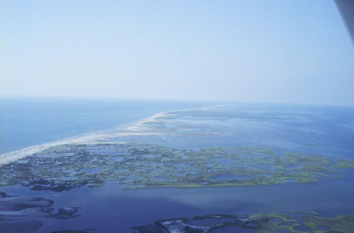 6) Chandeleur Islands