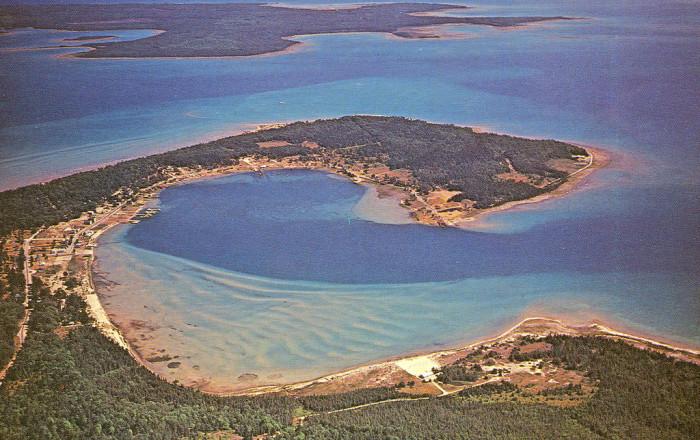 8) Charlevoix Beaver Island
