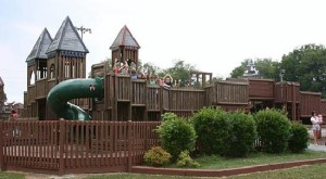 10 Amazing Playgrounds In Tennessee That Will Make You Feel Like A Kid Again