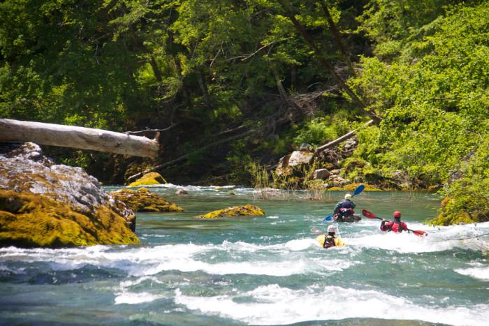 10) Chetco River
