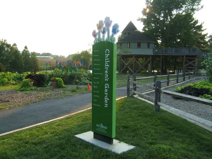 7. The Children's Garden at Lewis Ginter Botanical Gardens, Richmond