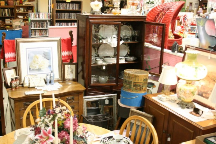 7. Chula Junction Flea Market, Antiques and Collectibles, Amelia Courthouse