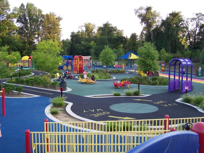 1. Clemyjontri Park, McLean