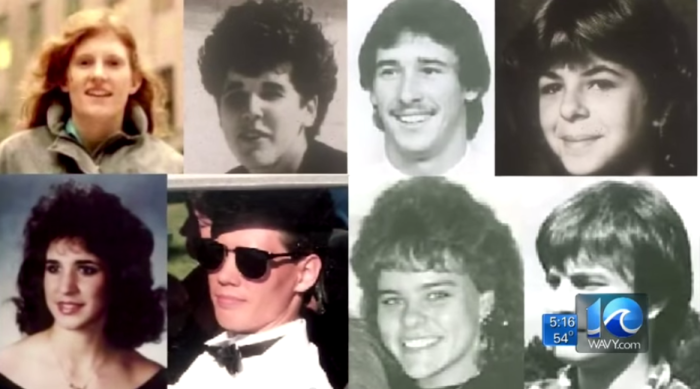 4. The Colonial Parkway Killer made driving at night a terrifying prospect.
