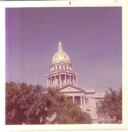 5.) Colorado State Capitol