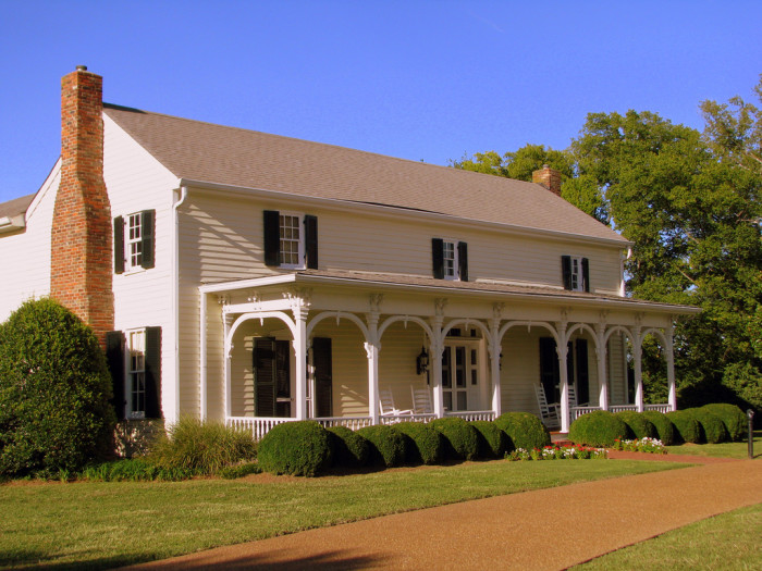 5) Cool Springs House - Brentwood