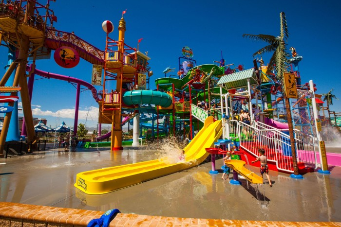 these 8 water parks in utah are pure bliss for anyone who