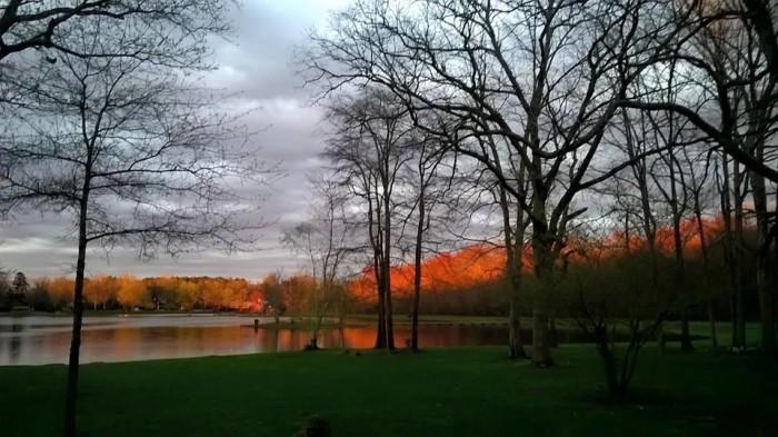 7. Hospitality Creek, Monroe Township