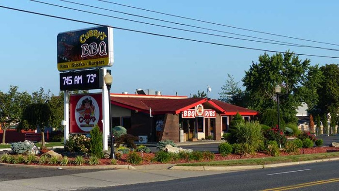2. Cubby's BBQ, Hackensack
