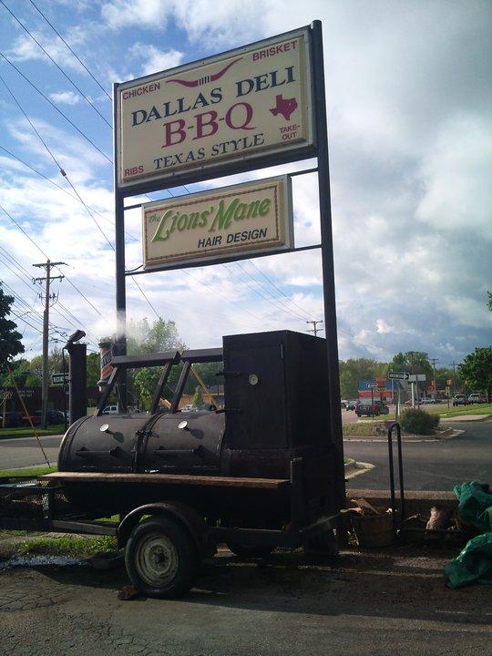 1) Dallas Deli B-B-Q, Wyoming