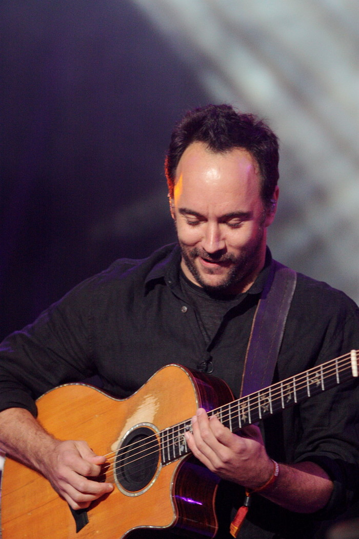 8. And even though you didn't know it, Dave Matthews was getting ready for his world domination…by tending bar at Miller's in Charlottesville.