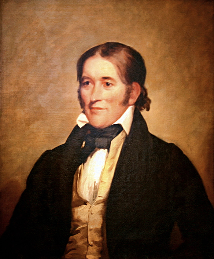 7) Birthplace of one of the FIRST American Heroes - Davy Crockett