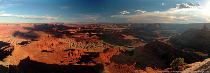 3) Survey an Endless View from Dead Horse Point State Park