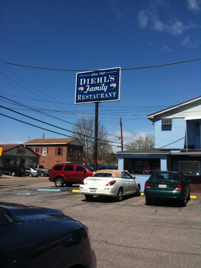3. Diehl's Family Restaurant in Nitro