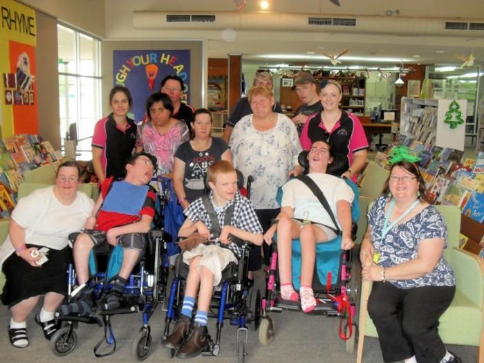 2. Disabled Caregiver