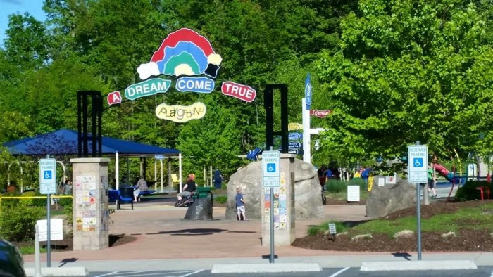 2. A Dream Come True Playground, Harrisonburg
