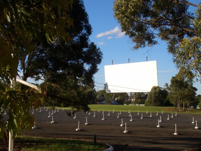 7. Drive In Theater