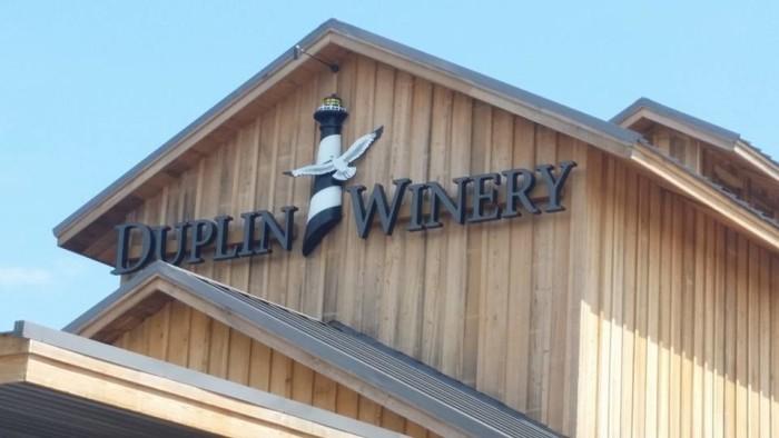 8. Duplin Winery, 4650 Hwy 17 S, North Myrtle Beach