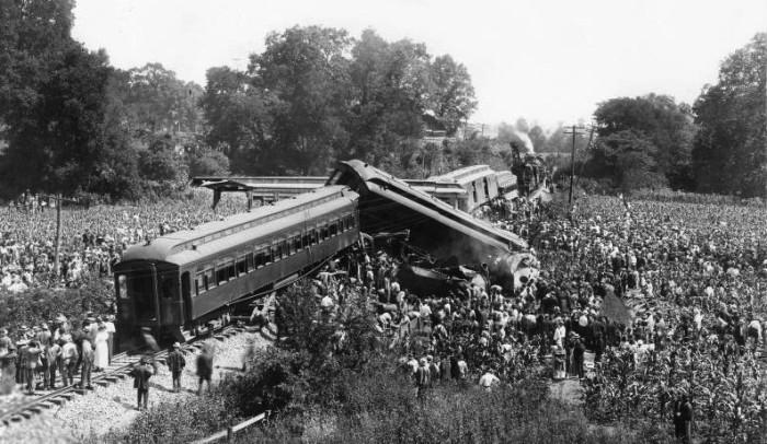 Nashville - Dutchman's Curve Trainwreck