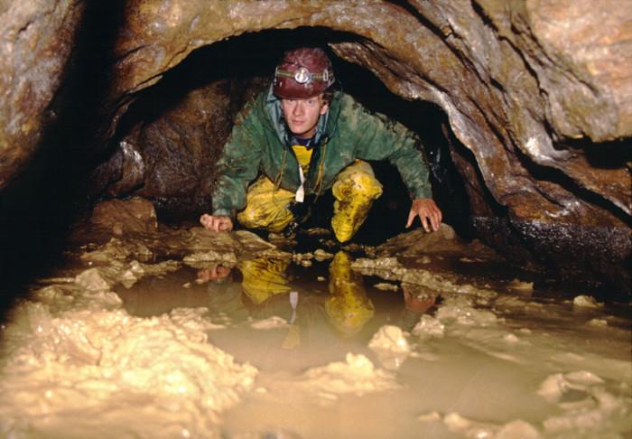 2) El Capitan Cave