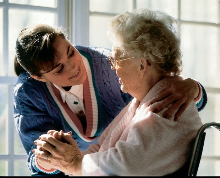 4. Elder Caregiver