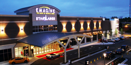 10) Emagine Theatre, Royal Oak