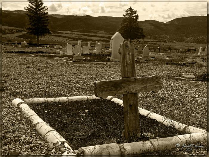 5) Ephraim Pioneer Cemetery