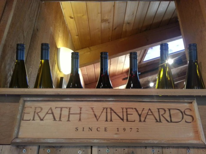 5) Erath Winery, Dundee