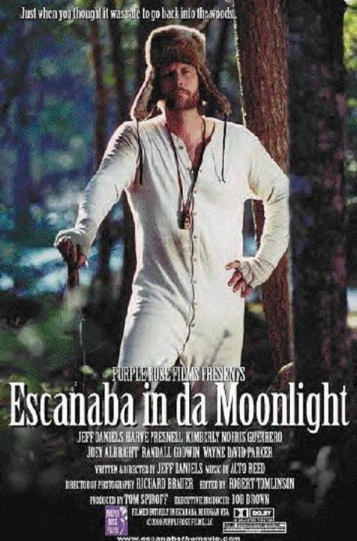 4) Escanaba in da Moonlight
