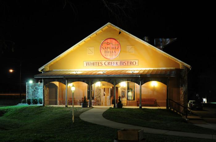 5) Natchez Hills Winery at Fontanel - Nashville