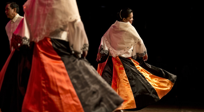 14. Festival of Nations - The longest running multicultural festival in the midwest! Catch it next April!