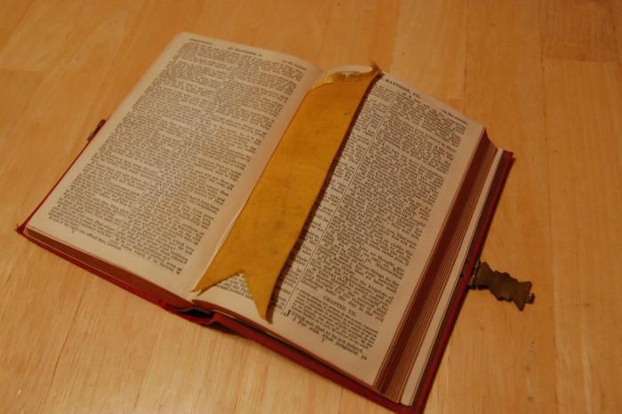 8) Family Bible