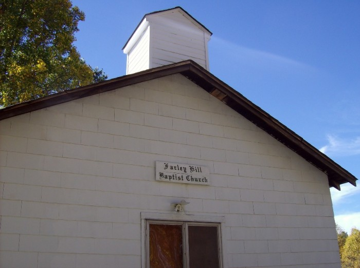 1. Farley Hill Baptist Church
